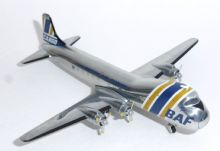 ATL-98 Carvair British Air Ferries JC Wings Model Scale 1:400 XX4407P  E